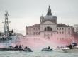 Battaglia navale contro il vertice Renzi-Hollande - Venezia