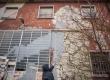 Cancellazione dei murales di Blu all'ex-Crash - Bologna