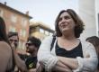 20-06-2018 - La sindaca di Barcellona Ada Colau al corteo con i/le migranti a Bologna