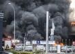 06-08-2018 - Esplosione di un tir cisterna a Borgo Panigale, Bologna