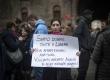 10-11-2018 - Presidio e corteo contro il decreto Pillon a Bologna
