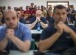 28-08-2018 - L'assemblea dei lavoratori della Breda Menarini in stato di agitazione.